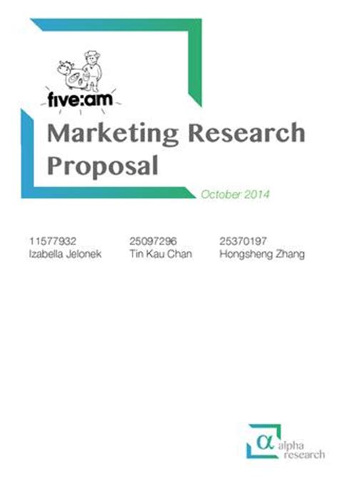 Research proposal ethnography